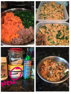 photo-collage-of-steps-in-making-home-cooked-dog-food