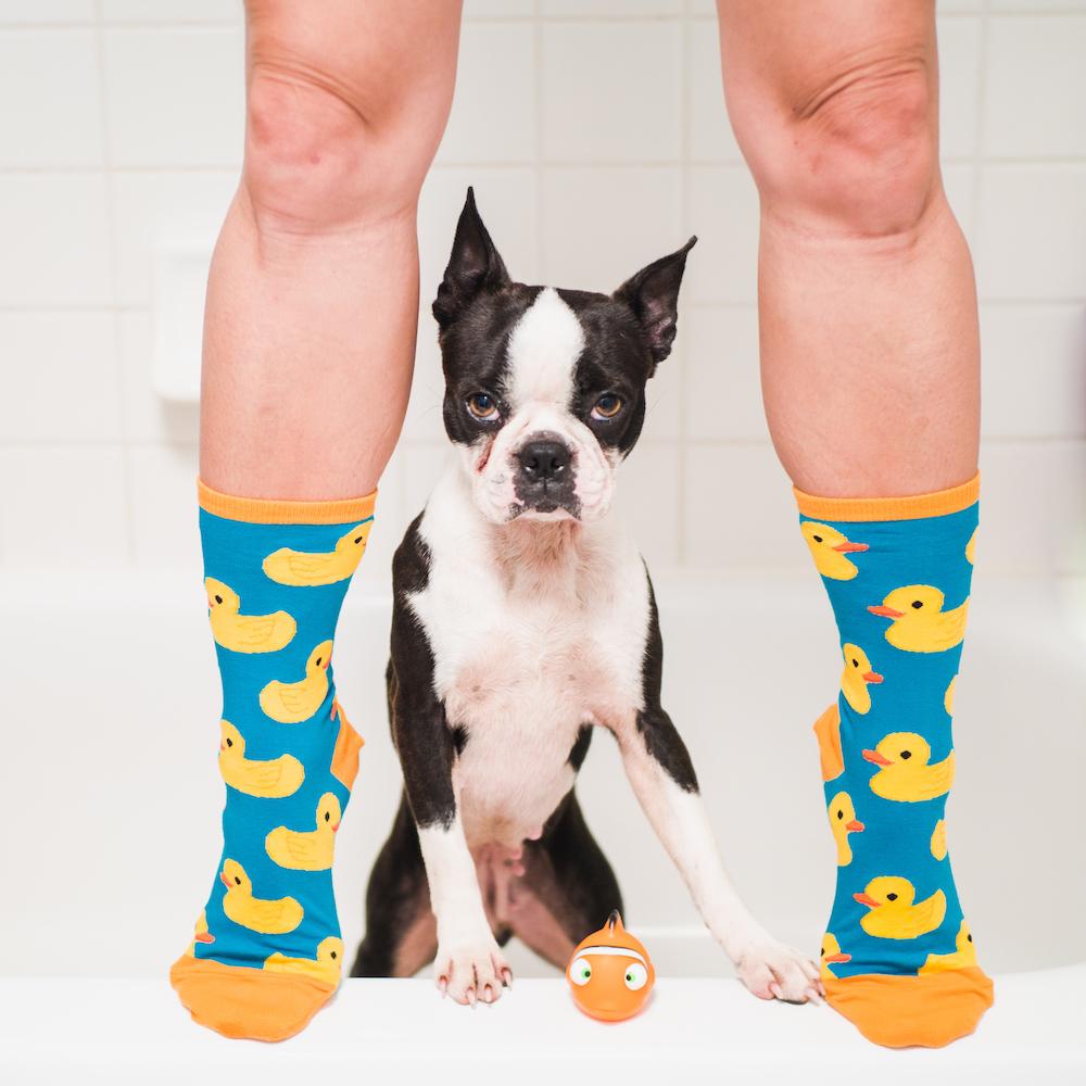 No Boring Socks