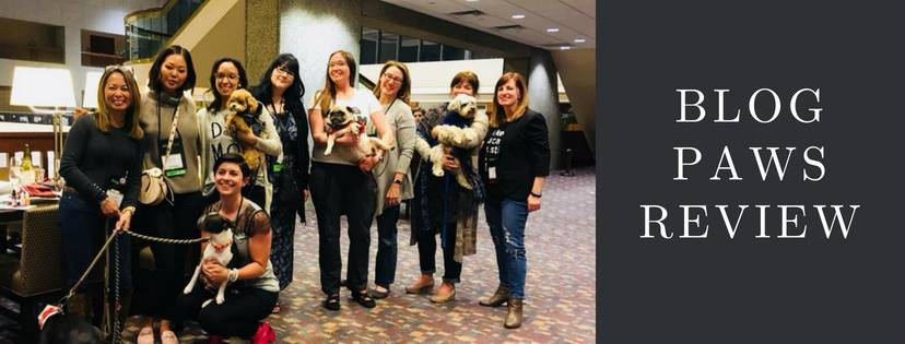 Blog Paws Review [2018 Conference]