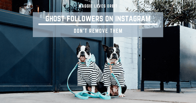 Why removing ghost followers will actually hurt your account