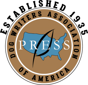 dog writers association of america logo