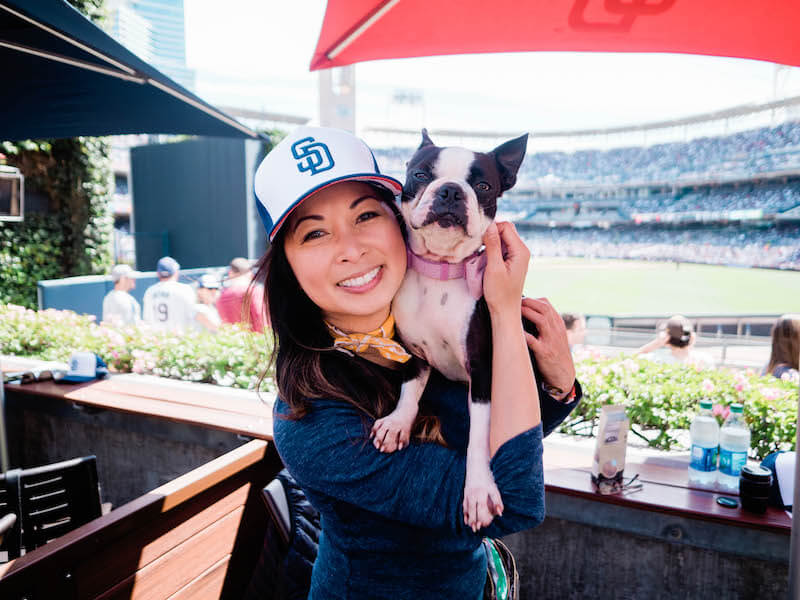 Can I Bring My Dog To Petco Park to Watch Baseball?