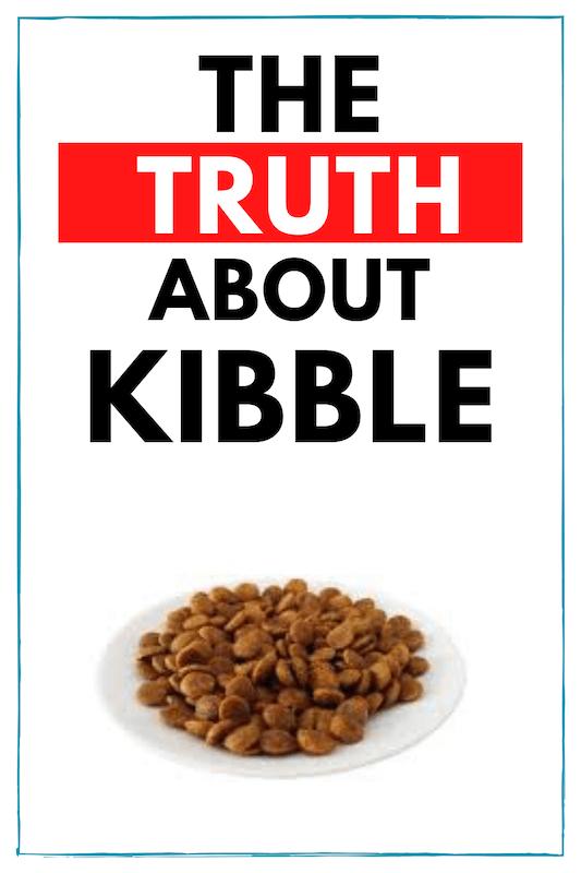 is-kibble-bad