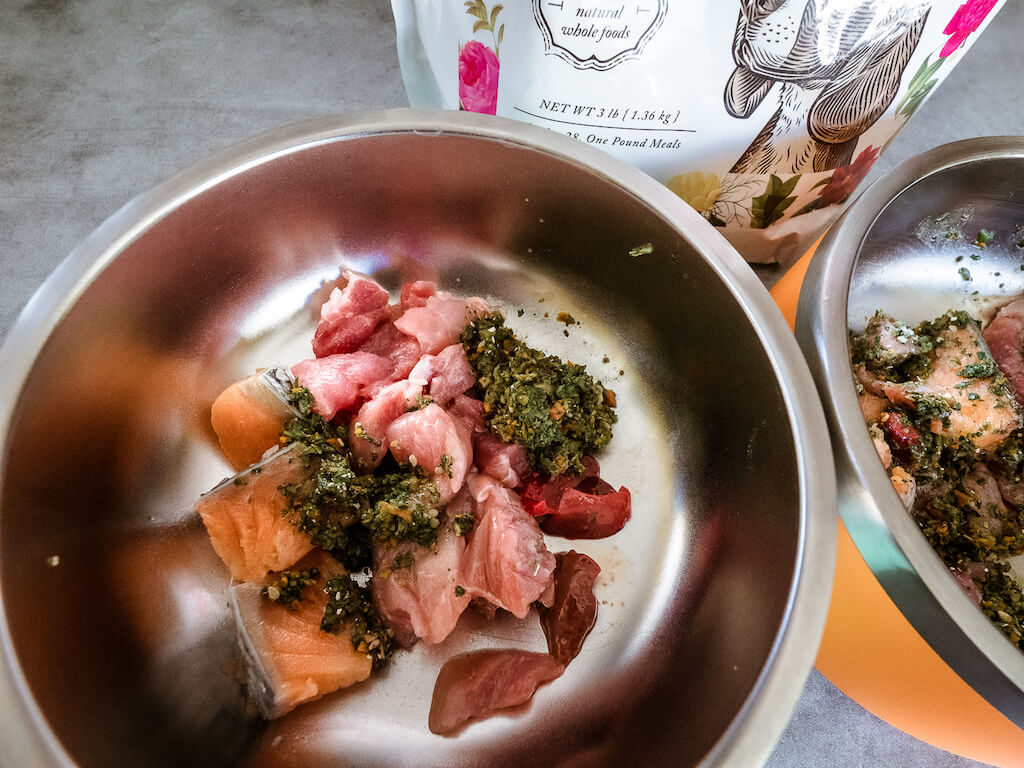 Whole Foods Raw Diet For Dogs
