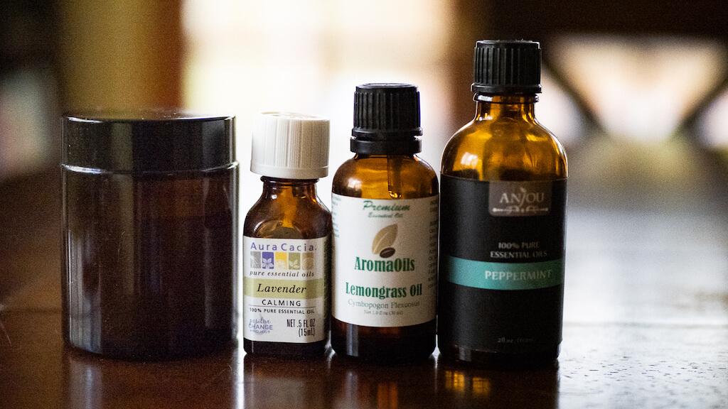 DIY Flea Repellant Recipe Using Essential Oil and Coconut Oil